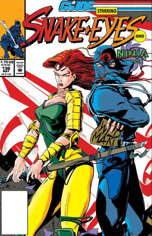 G.I. Joe A Real American Hero Vol 1 136