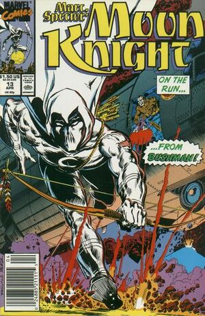 Marc Spector Moon Knight Vol 1 13