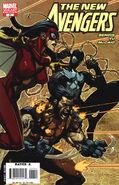 New Avengers Vol 1 27 Variant
