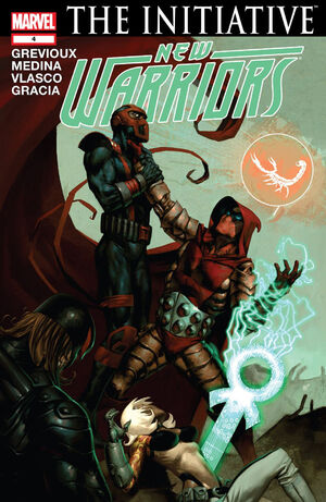 New Warriors Vol 4 4