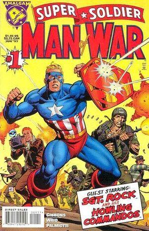 Super-Soldier Man of War Vol 1 1