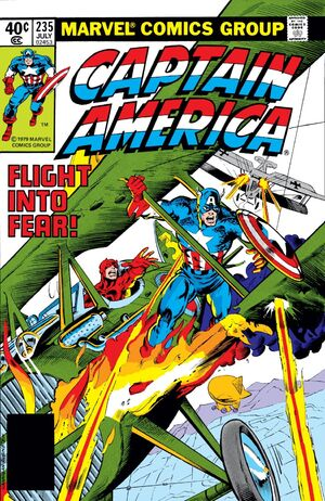 Captain America Vol 1 235