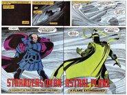 Loki Laufeyson (Earth-616) and Hades (Earth-616) from Avengers Annual Vol 1 23 0001