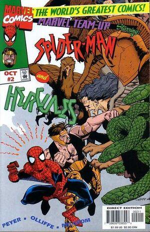 Marvel Team-Up Vol 2 2