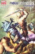 Newuniversal: Conqueror Vol 1 1