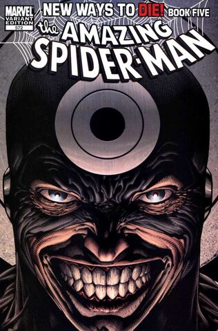 File:Amazing Spider-Man Vol 1 572 Finch Variant.jpg