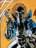 Git Hoskins (Counter-Earth) (Earth-TRN583) from Spider-Man Unlimited Vol 2 1 0001