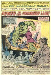 Incredible Hulk Vol 1 256 001