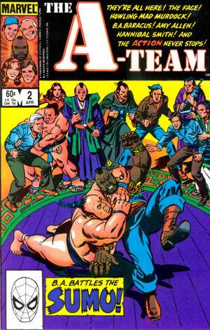 The A-Team Vol 1 2