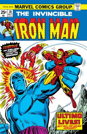 Iron Man Vol 1 70
