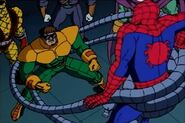 Otto Octavius and Peter Parker (Earth-92131) from Spider-Man The Animated Series Season 2 2 0001