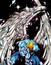 Trastormazioni ali di Angel