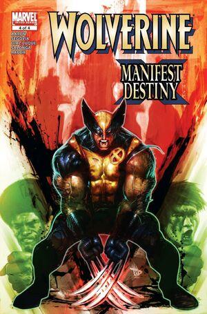 Wolverine Manifest Destiny Vol 1 4