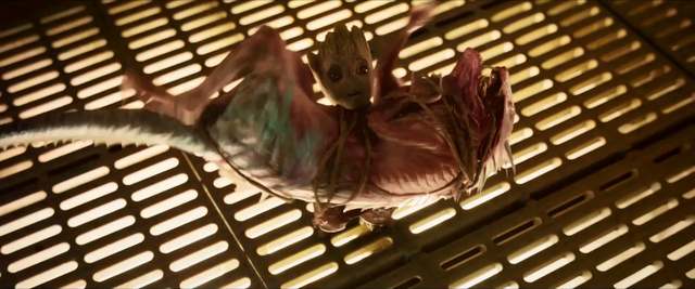 File:Groot (Earth-199999) with an Orloni from Guardians of the Galaxy Vol. 2 (film) 001.png
