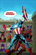 New Avenger Vol 3 25 Deadpool 75th Anniversary Variant Textless