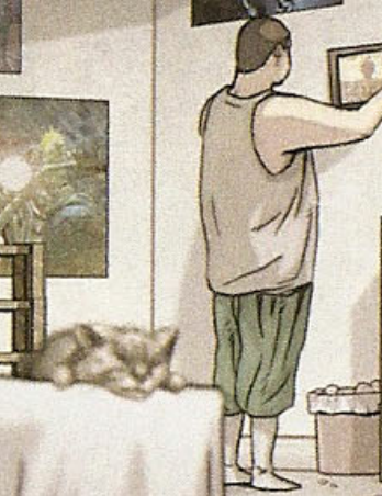 File:Sam (Butterball's cat) (Earth-616) from Avengers The Initiative Vol 1 13 0001.png
