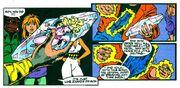 Erica Fortune (Earth-616) Marvel Comics Presents Vol 1 142