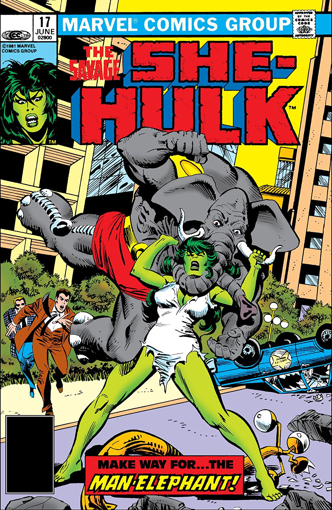 Savage She-Hulk Vol 1 17
