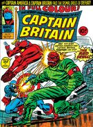 Captain Britain Vol 1 18