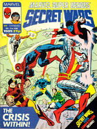 Marvel Super Heroes Secret Wars (UK) Vol 1 4