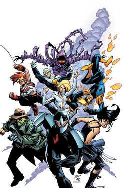 Marvel Team-Up Vol 3 15 Textless