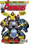 Avengers Vol 5 24.NOW X-Men as Avengers Barberi Variant