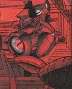 Bernie Lachenay (Earth-616) from Alpha Flight Vol 2 16 001
