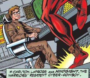 Carlton LaFroyge (Earth-616) from Web of Spider-Man Vol 1 129 001