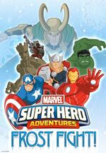 Marvel Super Hero Adventures Frost Fight