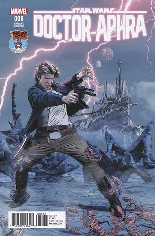 File:Star Wars Doctor Aphra Vol 1 8 Mile High Comics Exclusive Variant.jpg