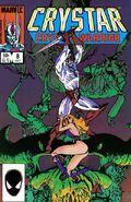 Saga of Crystar, Crystal Warrior Vol 1 8