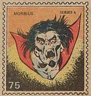 Morbius Marvel Value Stamp