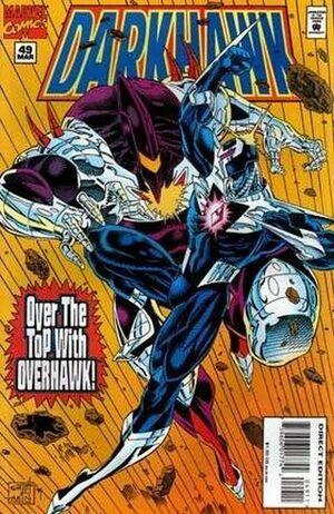 Darkhawk Vol 1 49
