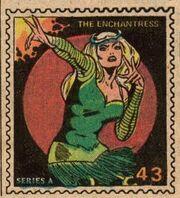 Enchantress Marvel Value Stamp