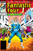 Fantastic Four Vol 1 302