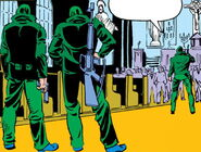 Universal Liberation Army (Earth-616) from Amazing Spider-Man Vol 1 243 0001