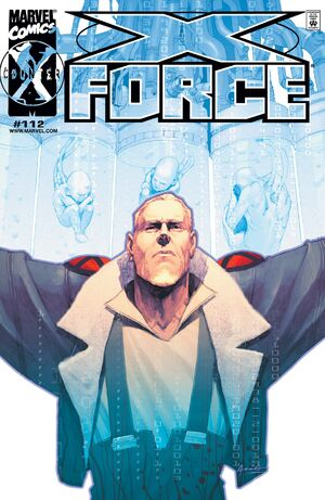 X-Force Vol 1 112