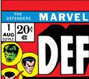 Defenders Vol 1 1