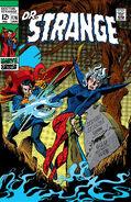 Doctor Strange Vol 1 176