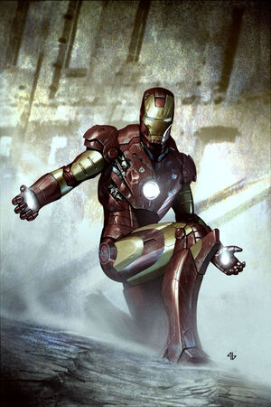 Iron Man Viva Las Vegas Vol 1 3 Textless