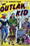 Outlaw Kid Vol 1 9