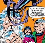 Gigantians from Fantastic Four Vol 1 115