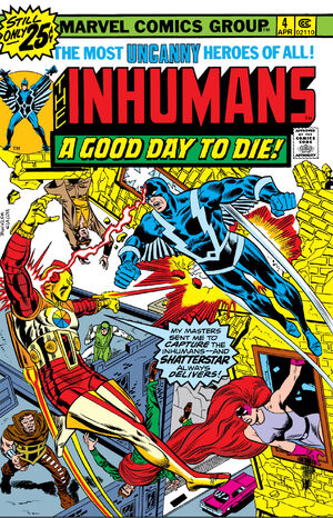 Inhumans Vol 1 4