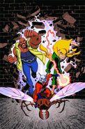 Marvel Universe Avengers - Earth's Mightiest Heroes Vol 1 17 Textless