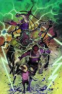Marvel Zombies Destroy Vol 1 5 Textless