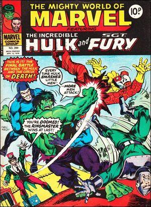 Mighty World of Marvel Vol 1 289