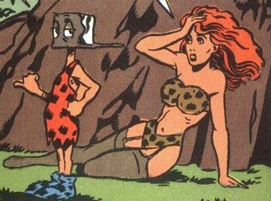 File:Redhead cavebabe (Earth-9047) from What The-- Vol 1 12.jpg