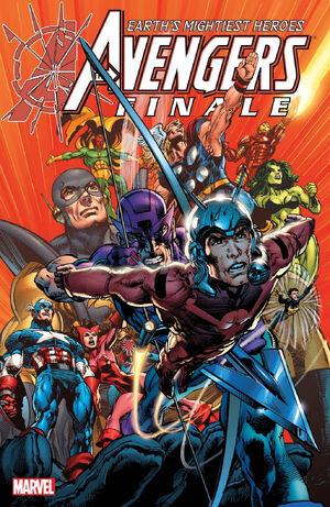 Avengers Finale Vol 1 1