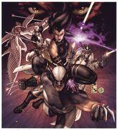 Fear Itself Uncanny X-Force Vol 1 3 Textless