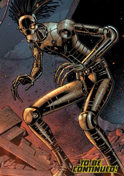 Warlock (Technarch) (Earth-616) from New Avengers Vol 4 14 001